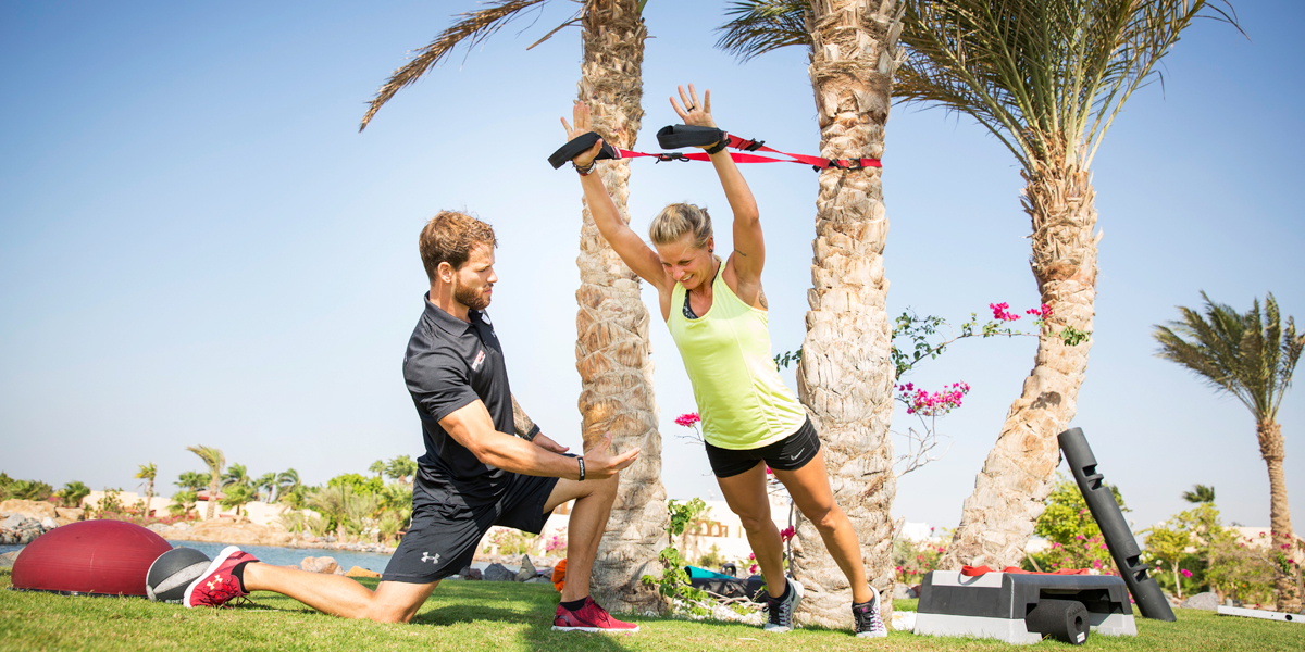 Personal Training im Robinson Club