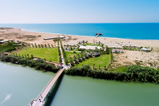 ROBINSON CLUB Nobilis in Antalya in der Türkei