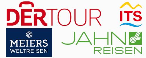 DER TOURISTIK Logos