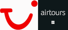 TUI und Airtours Logo