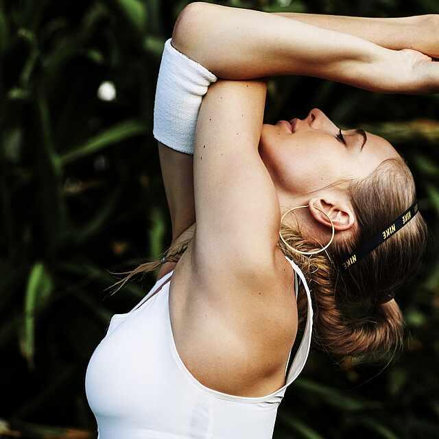yoga meets dance