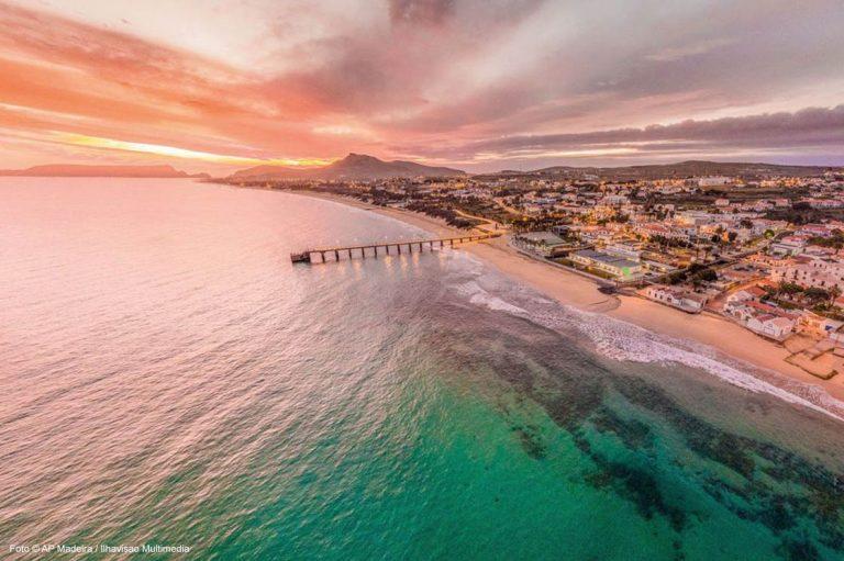 Porto Santo Geheimtipp für Strandurlauber